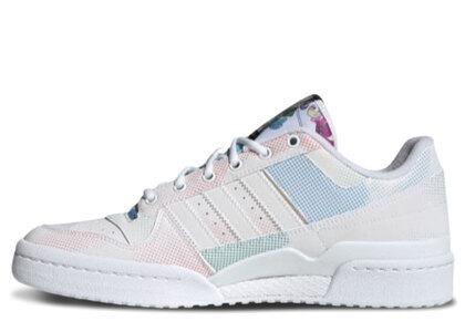 adidas Forum Low White Pastelの写真