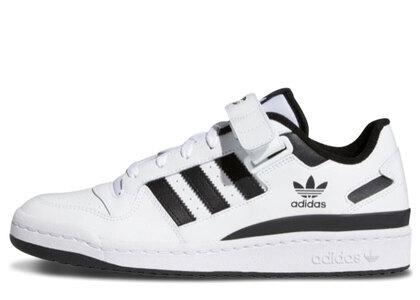 adidas Forum Low White/Blackの写真