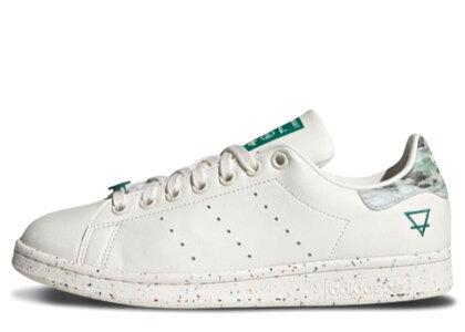 adidas Stan Smith White/Greenの写真