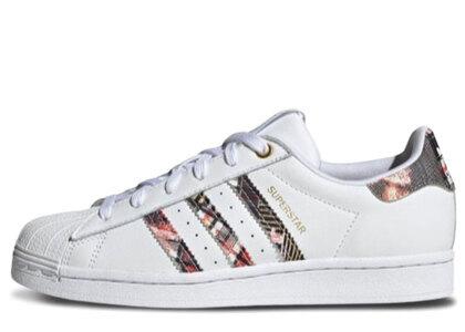 adidas Studio London Superstar Whiteの写真