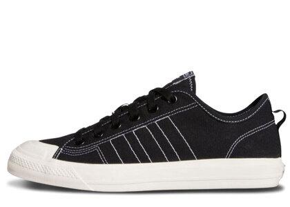 adidas Nizza RF Shoes Blackの写真