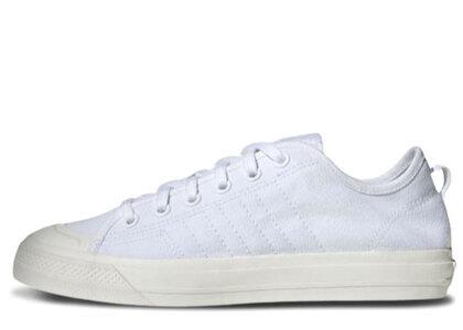 adidas Nizza RF Shoes Whiteの写真