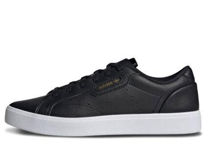 adidas Sleek Blackの写真