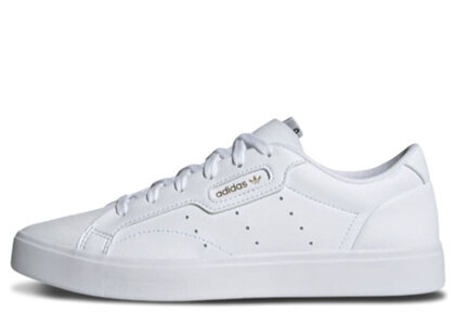 adidas Sleek Whiteの写真