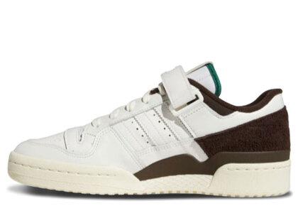 adidas Forum 84 Low White/Brownの写真