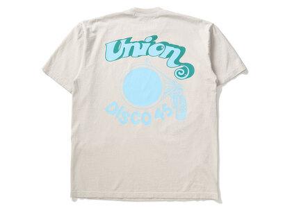 UNION Original Disco 45 Tee Cementの写真