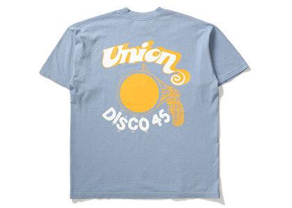 UNION Original Disco 45 Tee Clear Blueの写真