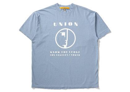 UNION Original KTL Tee Clear Blueの写真