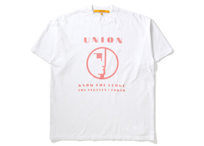 UNION Original KTL Tee White / Pinkの写真