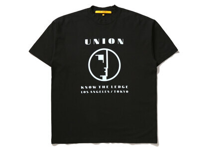 UNION Original KTL Tee Black / LT Blueの写真