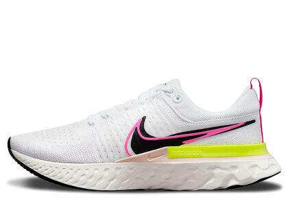 Nike React Infinity Run Flyknit 2 White/Sailの写真
