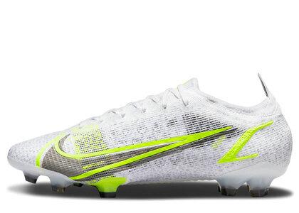 Nike Mercurial Vapor 14 Elite FG White/Metalic Silverの写真