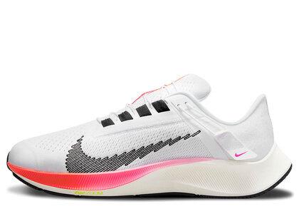 Nike Air Zoom Pegasus 38 FlyEase White/Football Greyの写真