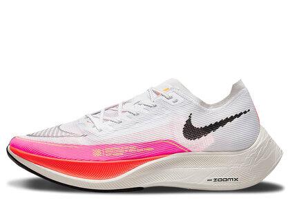 Nike ZoomX Vaporfly Next% 2 White/Blackの写真