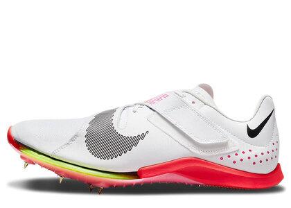 Nike Air Zoom Long Jamp Elite White/Blackの写真