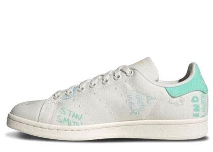 adidas Stan Smith White Mint Womensの写真