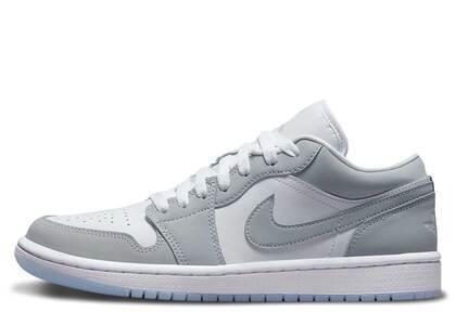 Nike Air Jordan 1 Low Wolf Grey Womensの写真