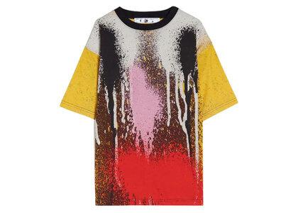 Off-White Katsu Tomboy S/S T-Shirt White / Pink / Redの写真