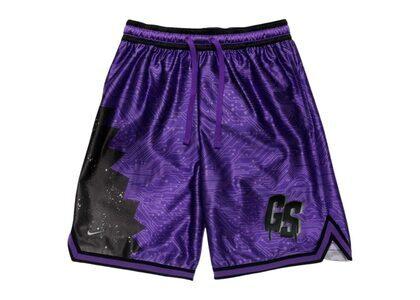 Space Jam / Space Players × Nike Lebron Goon Squad Dri-FIT Short Pants Purpleの写真