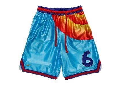 Space Jam / Space Players × Nike Lebron Tune Squad Dri-FIT Short Pants Light Blueの写真