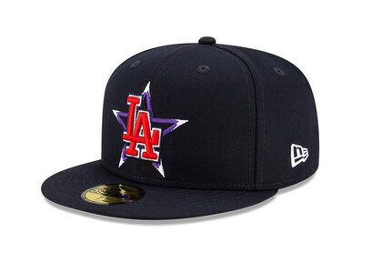 New Era 59FIFTY MLB 2021 All-star Game Los Angeles Dodgersの写真