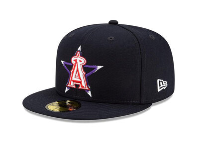 New Era 59FIFTY MLB 2021 All-star Game Los Angeles Angelsの写真