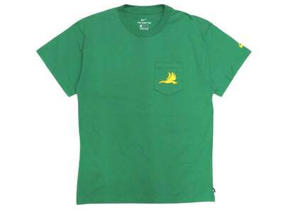 Nike SB × Parra Federation Kit T Shirt Brazil Greenの写真