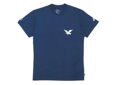 Nike SB × Parra Federation Kit T Shirt USA Blueの写真