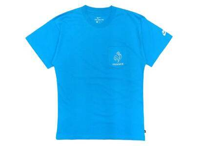 Nike SB × Parra Federation Kit T Shirt France Light Blueの写真