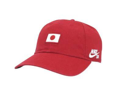 Nike SB × Parra Federation Kit Cap H86 Japan Redの写真