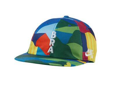 Nike SB × Parra Federation Kit Cap Brazil Multiの写真