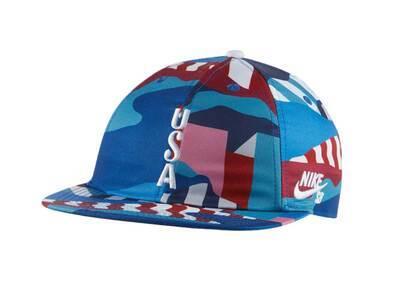 Nike SB × Parra Federation Kit Cap USA Multiの写真