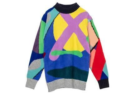 KAWS x Sacai Knit Pullover Multiの写真