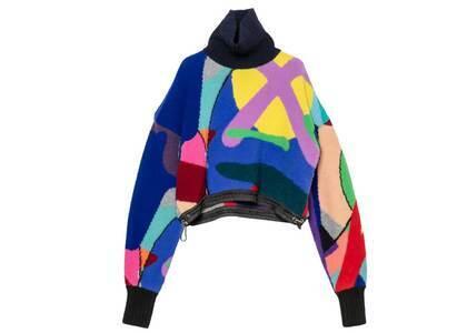 KAWS x Sacai Womens Knit Pullover Multiの写真