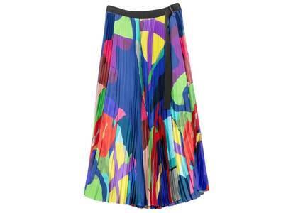 KAWS x Sacai Womens Skirt Multiの写真
