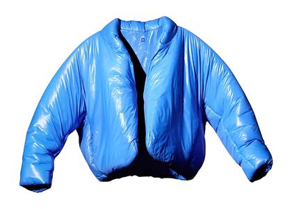 Yeezy × GAP Round Jacket Blueの写真