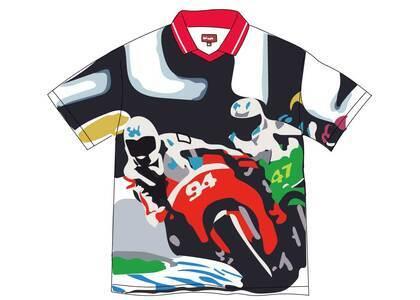 Supreme Racing Soccer Jersey Multicolorの写真