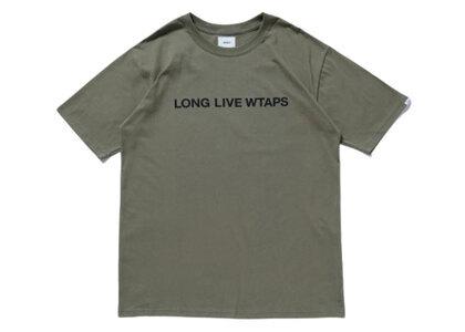 Wtaps LLW Olive Drabの写真