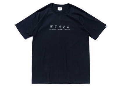 Wtaps System Blackの写真