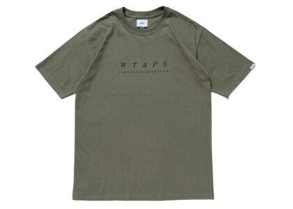 Wtaps System Olive Drabの写真