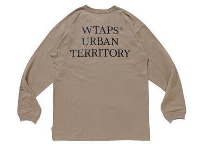 Wtaps Urban Territory Beigeの写真