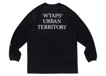 Wtaps Urban Territory Blackの写真