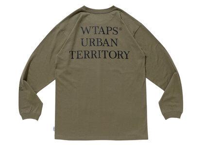 Wtaps Urban Territory Olive Drabの写真
