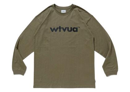 Wtaps Wtvua Olive Drabの写真