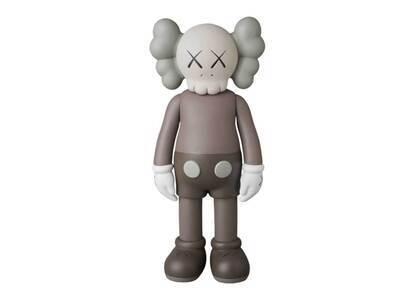 KAWS × Medicom Toy #5 Companion Brownの写真