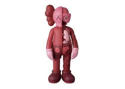 KAWS × Medicom Toy #8 Companion (Flayed) Blushの写真