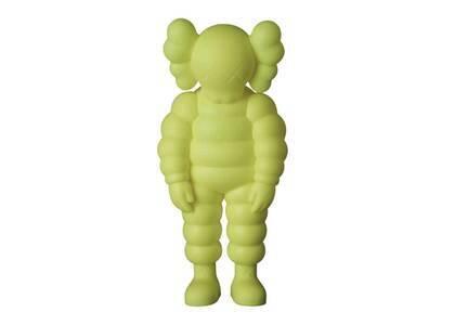 KAWS × Medicom Toy #10 What Party Yellowの写真