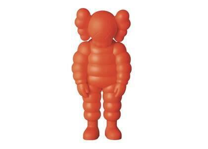 KAWS × Medicom Toy #11 What Party Orangeの写真