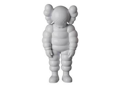KAWS × Medicom Toy #12 What Party Whiteの写真