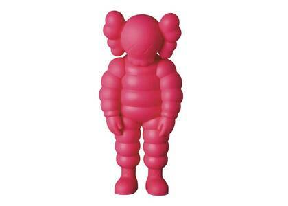 KAWS × Medicom Toy #13 What Party Pinkの写真